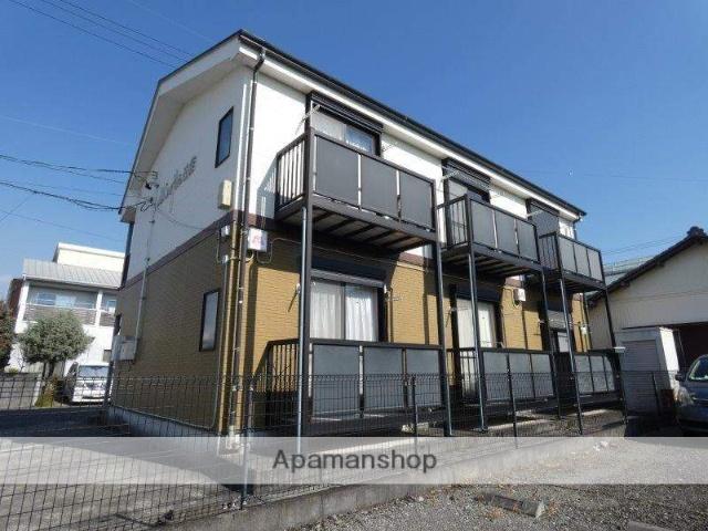 静岡県藤枝市、藤枝駅徒歩9分の築17年 2階建の賃貸アパート