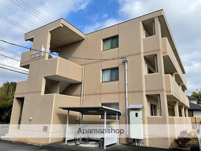 静岡県焼津市、西焼津駅徒歩19分の築9年 3階建の賃貸マンション