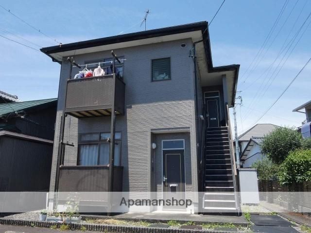 静岡県島田市、六合駅徒歩13分の築14年 2階建の賃貸アパート