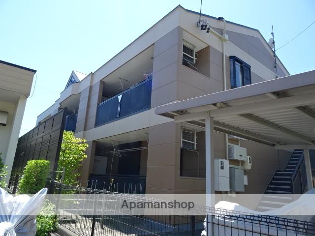 静岡県焼津市、焼津駅徒歩20分の築9年 2階建の賃貸アパート