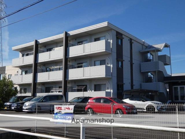 静岡県焼津市、西焼津駅徒歩15分の築4年 3階建の賃貸マンション