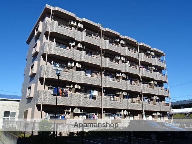 静岡県焼津市、西焼津駅徒歩8分の築16年 5階建の賃貸マンション