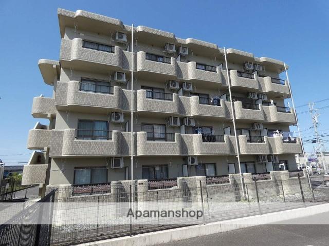 静岡県焼津市、西焼津駅徒歩14分の築17年 4階建の賃貸マンション