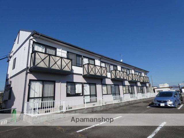 静岡県焼津市の築21年 2階建の賃貸アパート
