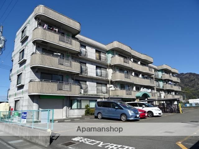 静岡県焼津市、焼津駅徒歩18分の築18年 4階建の賃貸マンション