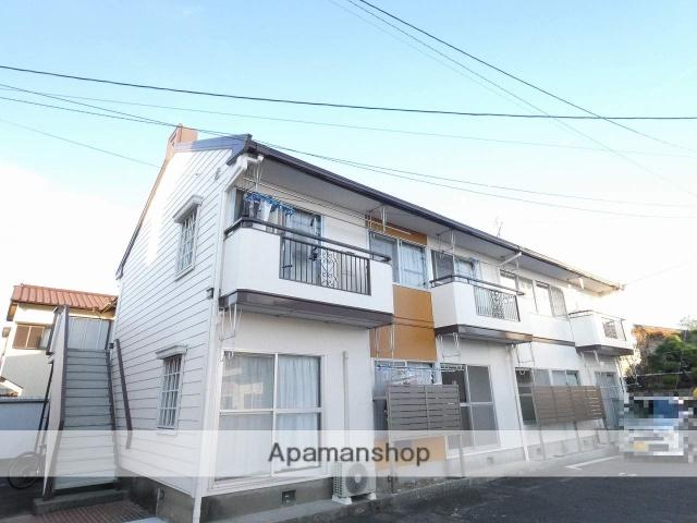 静岡県焼津市、焼津駅徒歩21分の築29年 2階建の賃貸アパート