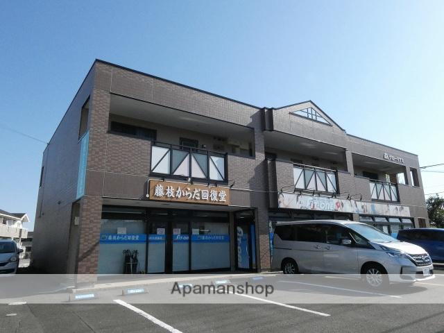 静岡県藤枝市、藤枝駅徒歩23分の築15年 2階建の賃貸マンション