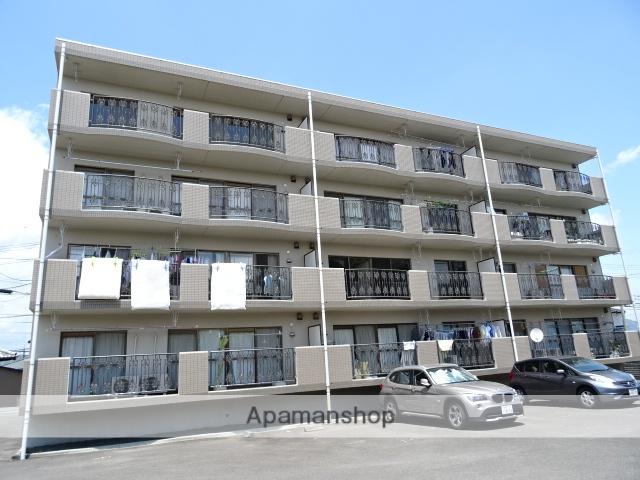 静岡県藤枝市、藤枝駅徒歩13分の築17年 4階建の賃貸マンション