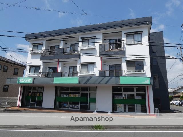 静岡県焼津市、西焼津駅徒歩18分の築30年 3階建の賃貸マンション