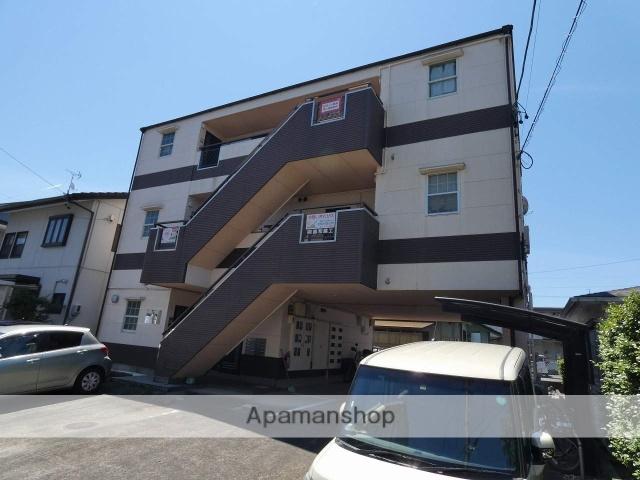 静岡県焼津市、西焼津駅徒歩5分の築23年 3階建の賃貸マンション