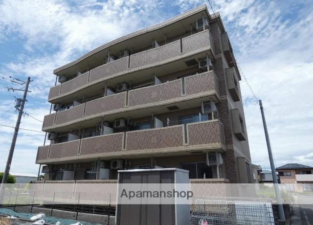 静岡県榛原郡吉田町の築10年 4階建の賃貸マンション