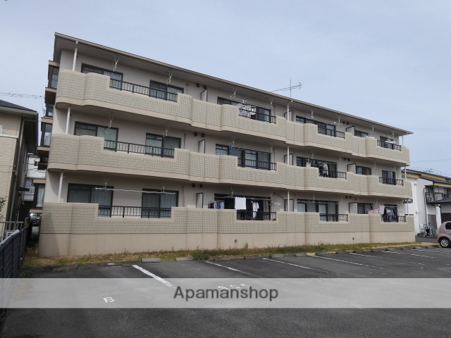 静岡県焼津市、西焼津駅徒歩13分の築23年 3階建の賃貸マンション