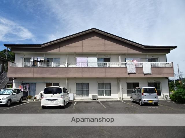 静岡県島田市、六合駅徒歩9分の築30年 2階建の賃貸アパート