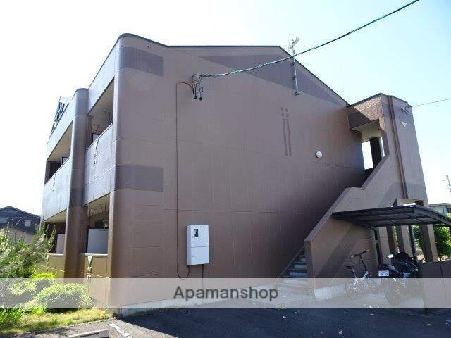 静岡県島田市、島田駅徒歩19分の築12年 2階建の賃貸アパート