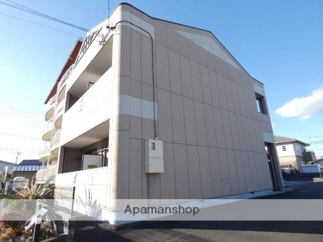 静岡県藤枝市、藤枝駅徒歩27分の築15年 2階建の賃貸アパート