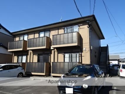 静岡県焼津市、焼津駅徒歩20分の築16年 2階建の賃貸アパート
