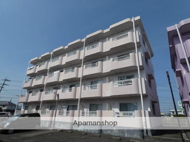 静岡県藤枝市、藤枝駅徒歩19分の築25年 4階建の賃貸マンション