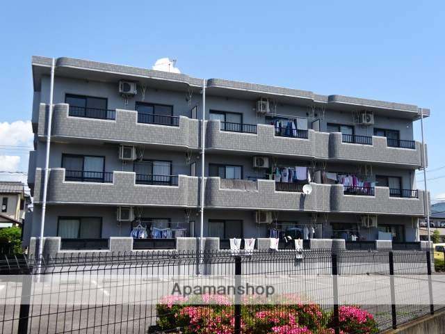 静岡県焼津市、焼津駅徒歩19分の築16年 3階建の賃貸マンション