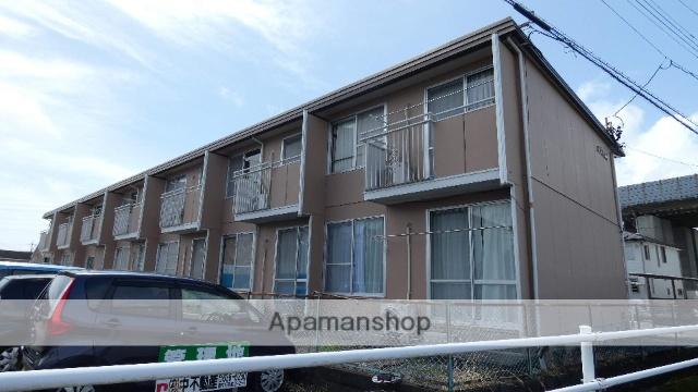 静岡県焼津市、西焼津駅徒歩12分の築31年 2階建の賃貸アパート