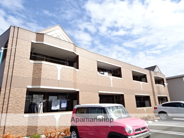 静岡県焼津市、焼津駅徒歩25分の築4年 2階建の賃貸アパート