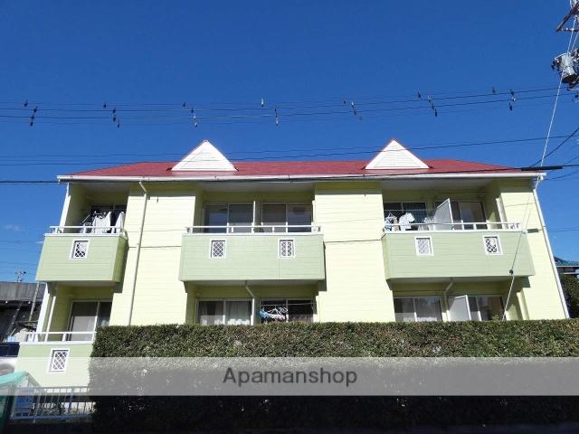 静岡県焼津市、西焼津駅徒歩4分の築24年 2階建の賃貸アパート