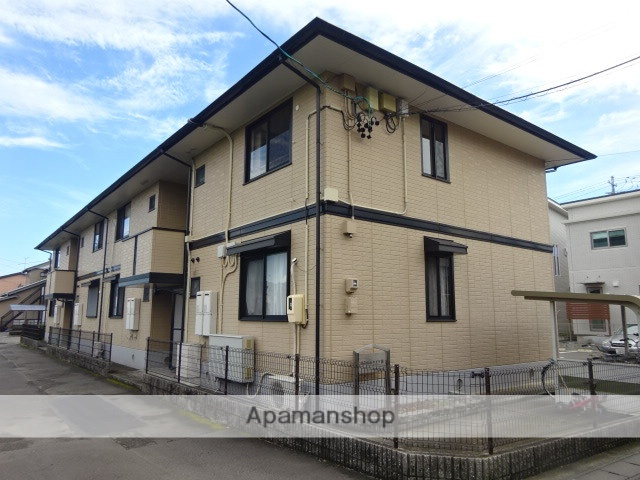 静岡県焼津市、西焼津駅徒歩8分の築19年 2階建の賃貸アパート
