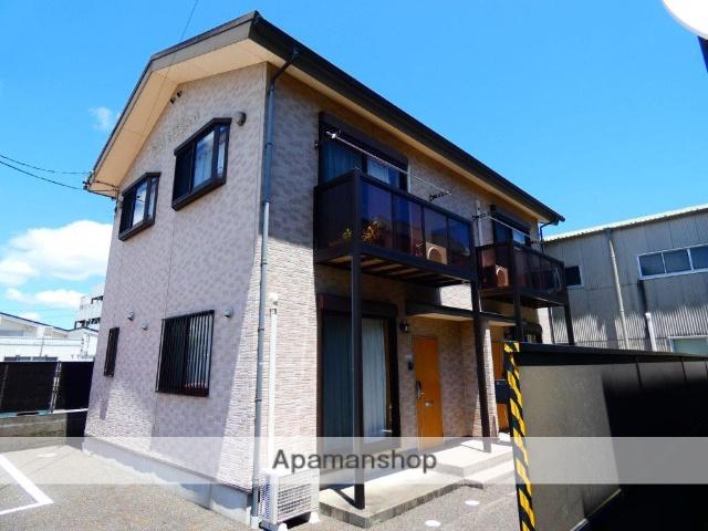 静岡県藤枝市、藤枝駅徒歩10分の築10年 2階建の賃貸テラスハウス