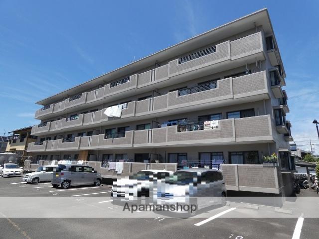 静岡県藤枝市、藤枝駅徒歩12分の築20年 4階建の賃貸マンション