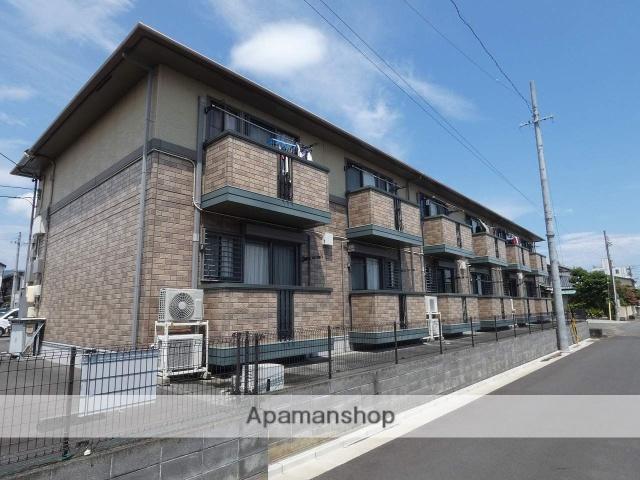 静岡県焼津市、焼津駅徒歩18分の築14年 2階建の賃貸アパート