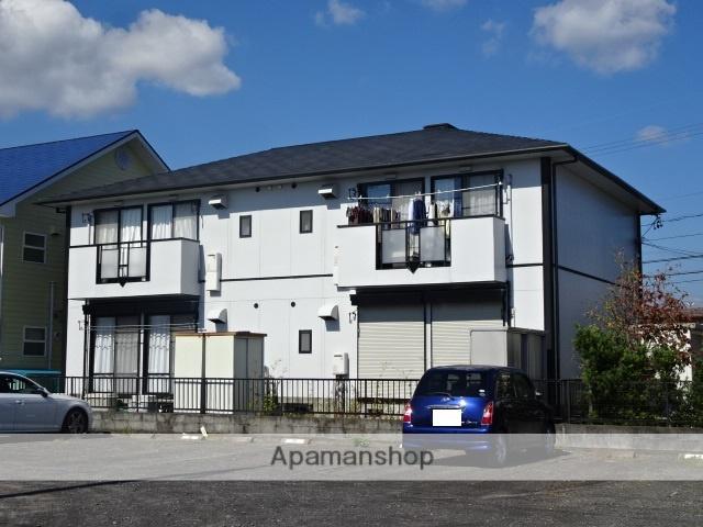 静岡県藤枝市、藤枝駅徒歩16分の築23年 2階建の賃貸アパート