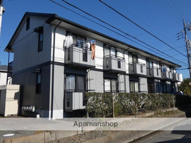 静岡県焼津市、西焼津駅徒歩12分の築23年 2階建の賃貸アパート