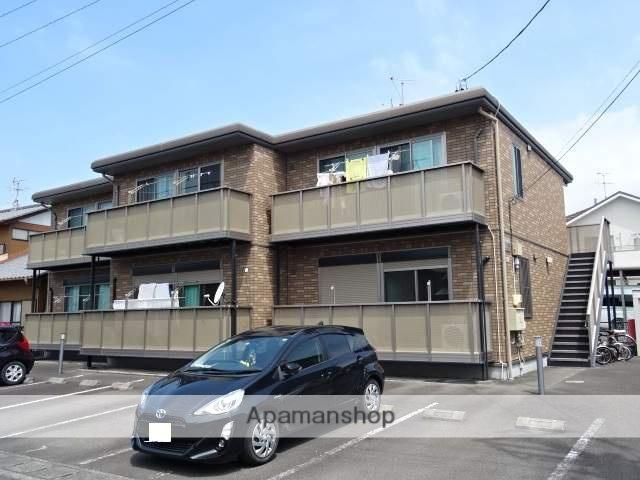 静岡県榛原郡吉田町の築10年 2階建の賃貸アパート