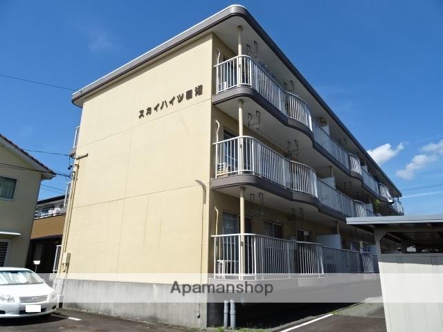 静岡県藤枝市、藤枝駅徒歩7分の築24年 3階建の賃貸マンション