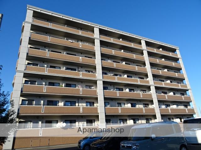 静岡県焼津市、西焼津駅徒歩12分の築8年 7階建の賃貸マンション