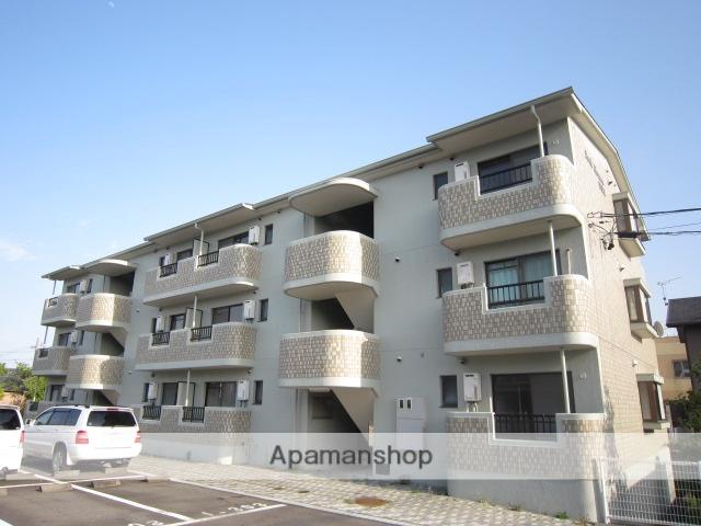 静岡県焼津市、焼津駅徒歩19分の築21年 3階建の賃貸マンション