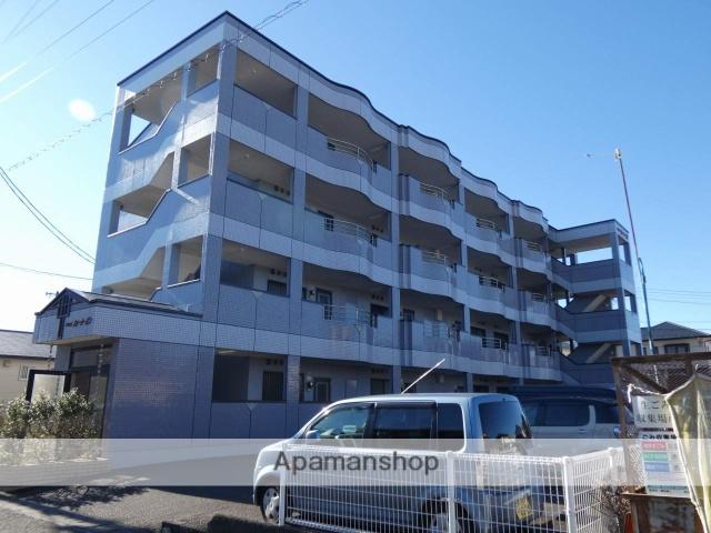 静岡県藤枝市、藤枝駅徒歩19分の築21年 4階建の賃貸マンション