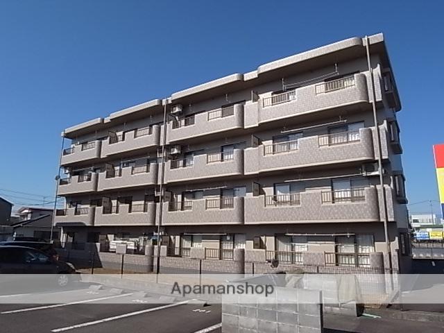静岡県島田市の築18年 4階建の賃貸マンション