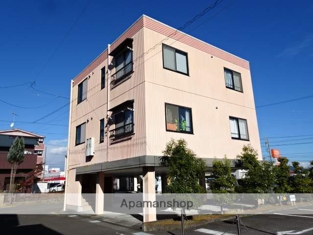 静岡県藤枝市、藤枝駅徒歩10分の築15年 3階建の賃貸アパート