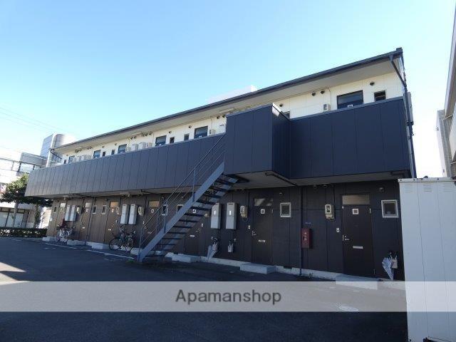 静岡県藤枝市、藤枝駅徒歩5分の築15年 2階建の賃貸アパート