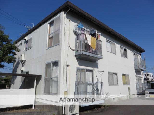 静岡県藤枝市、藤枝駅徒歩8分の築36年 2階建の賃貸アパート