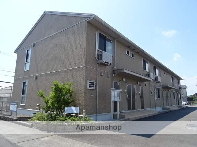 静岡県藤枝市、藤枝駅徒歩20分の築3年 2階建の賃貸アパート