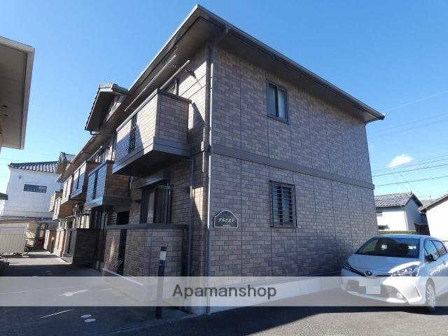静岡県焼津市、焼津駅徒歩10分の築11年 2階建の賃貸アパート