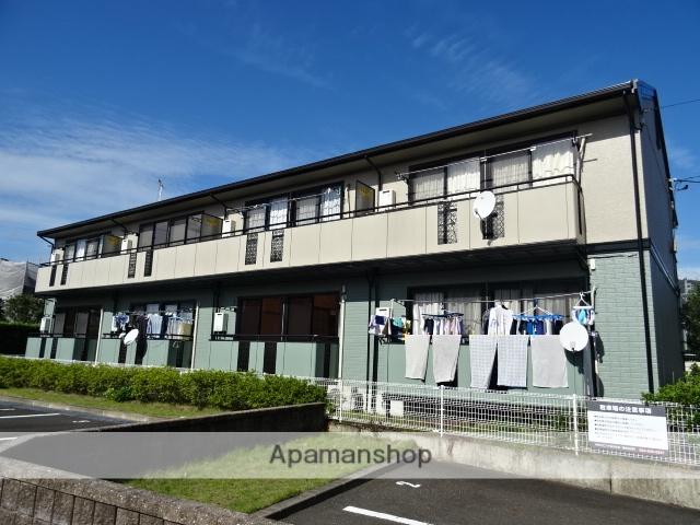 静岡県焼津市、焼津駅静鉄バス20分さかなセンター前下車後徒歩1分の築23年 2階建の賃貸アパート
