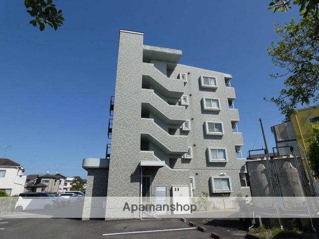 静岡県藤枝市、藤枝駅徒歩14分の築17年 5階建の賃貸マンション