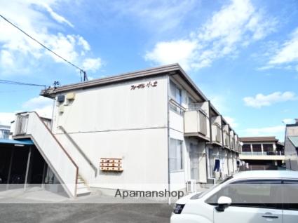 静岡県焼津市、西焼津駅徒歩4分の築32年 2階建の賃貸アパート