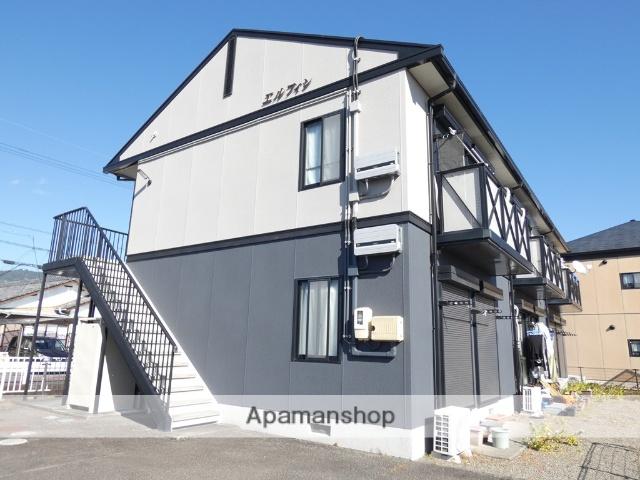 静岡県焼津市、焼津駅徒歩14分の築20年 2階建の賃貸アパート