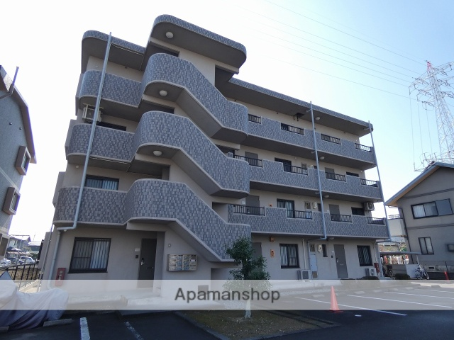 静岡県焼津市、西焼津駅徒歩17分の築16年 4階建の賃貸マンション