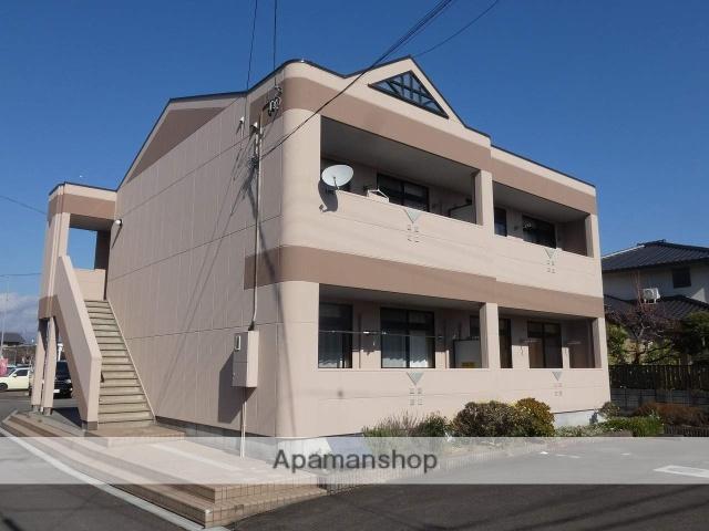 静岡県藤枝市、藤枝駅徒歩10分の築16年 2階建の賃貸アパート