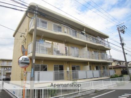 静岡県藤枝市、藤枝駅徒歩17分の築21年 3階建の賃貸マンション