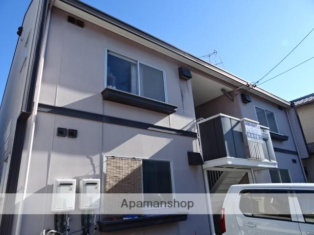 静岡県焼津市、西焼津駅徒歩9分の築27年 2階建の賃貸アパート